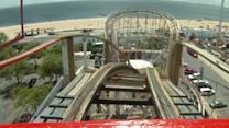 Iconic Coney Island Roller Coaster Turns 85