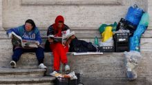 Poverty in Italy stops growing for first time since 2015