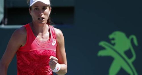 Tennis - WTA - Miami - Miami : Johanna Konta domine Caroline Wozniacki en finale et remporte le plus grand titre de sa carrière