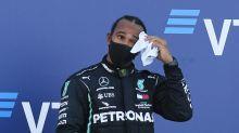 """""""Están intentando pararme"""": Hamilton muestra molestia tras sanción en GP Rusia"""