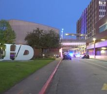 Possible shooting suspect falls to his death near UHD while running from HPD, officers say