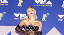 Miley Cyrus Is the Epitome of '80s Glam at the MTV VMAs