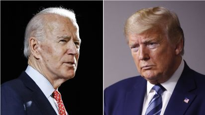 Biden: Trump trying to 'pass the buck' on pandemic