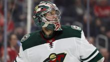 Oilers claim G Alex Stalock off waivers from Wild