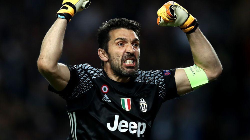 """Juve-Coach Allegri: """"Buffon hat gezeigt, dass er der Beste ist"""""""