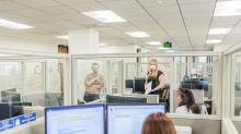 Para evitar el COVID-19, las oficinas serán como un laboratorio de materiales peligrosos