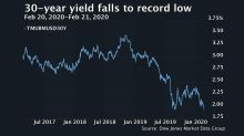 Here's three reasons why the 30-year Treasury yield plunged to a record low