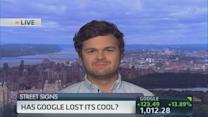 Has Google lost its cool?