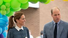 Kate and William enjoy first joint engagement since lockdown