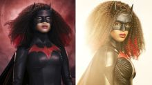 Black bisexual Batwoman actor Javicia Leslie stuns in first look at brand new Batsuit