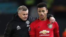 Ole Gunnar Solskjaer angered by Mason Greenwood's England call-up