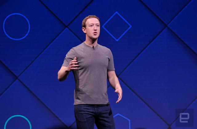 Watch Facebook's F8 keynote in under 10 minutes