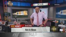 Cramer's lightning round: I don't like Monster Beverage a...