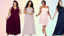 15 of the best curvy bridesmaid dresses