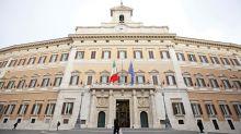 European stocks end higher, but Italian budget worries mount