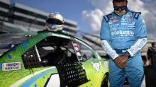 Bubba Wallace on Jacob Blake protests: 'Let's stand or kneel together and continue to push for what's right'