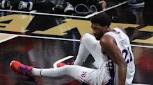 The uncertainty of Joel Embiid has the Philadelphia 76ers in trouble again