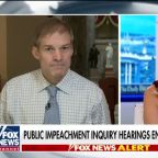 Rep. Jim Jordan blasts impeachment inquiry: Facts are on President Trump's side and process is unfair