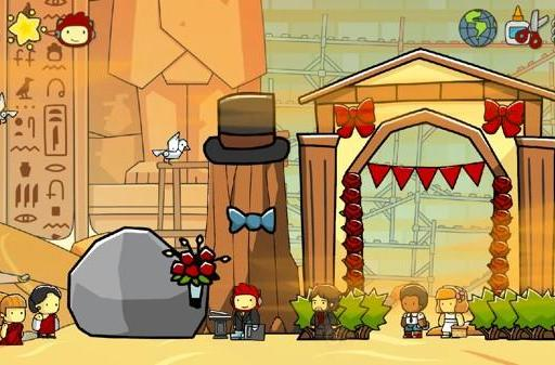 Scribblenauts Unlimited review: Limitless tomfoolery
