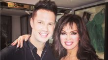 David Osmond on living with MS: 'I'm in a massive amount of pain, and it's all over the place'