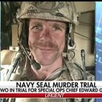 Navy SEAL Gallagher pleads not guilty and denies all charges in murder of ISIS teen