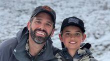 Donald Trump Jr. vuelve a España para cazar con su hijo