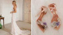 Anna Heinrich gives fans a glimpse inside wedding album