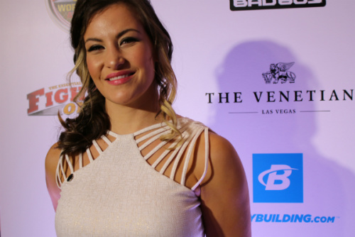Miesha Tate se aposentou em novembro de 2016 - Diego Ribas