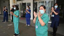 High virus toll in UK health: Amnesty
