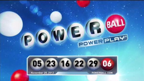 Two lucky winning tickets to share Powerball jackpot
