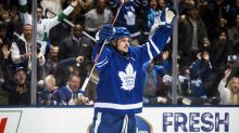 Auston Matthews becomes only Maple Leaf in franchise history to score 30 goals in first four seasons