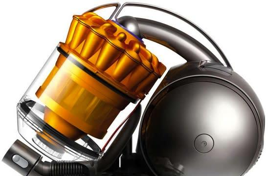 Dyson's DC39 stateside-bound, couples canister footprint with 'Ball'-functionality come March