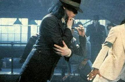 Michael Jackson's Smooth Criminal, recreated in Rag Doll Kung Fu
