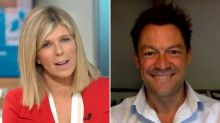 Dominic West Apologised To Kate Garraway After Comments About Trump's Coronavirus Diagnosis