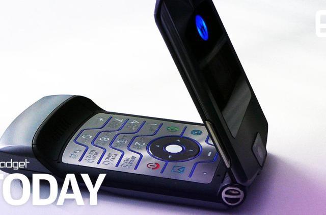 Motorola's next RAZR revival could be a $1,500 foldable phone