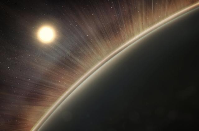 Venus' electric wind stripped its atmosphere of water
