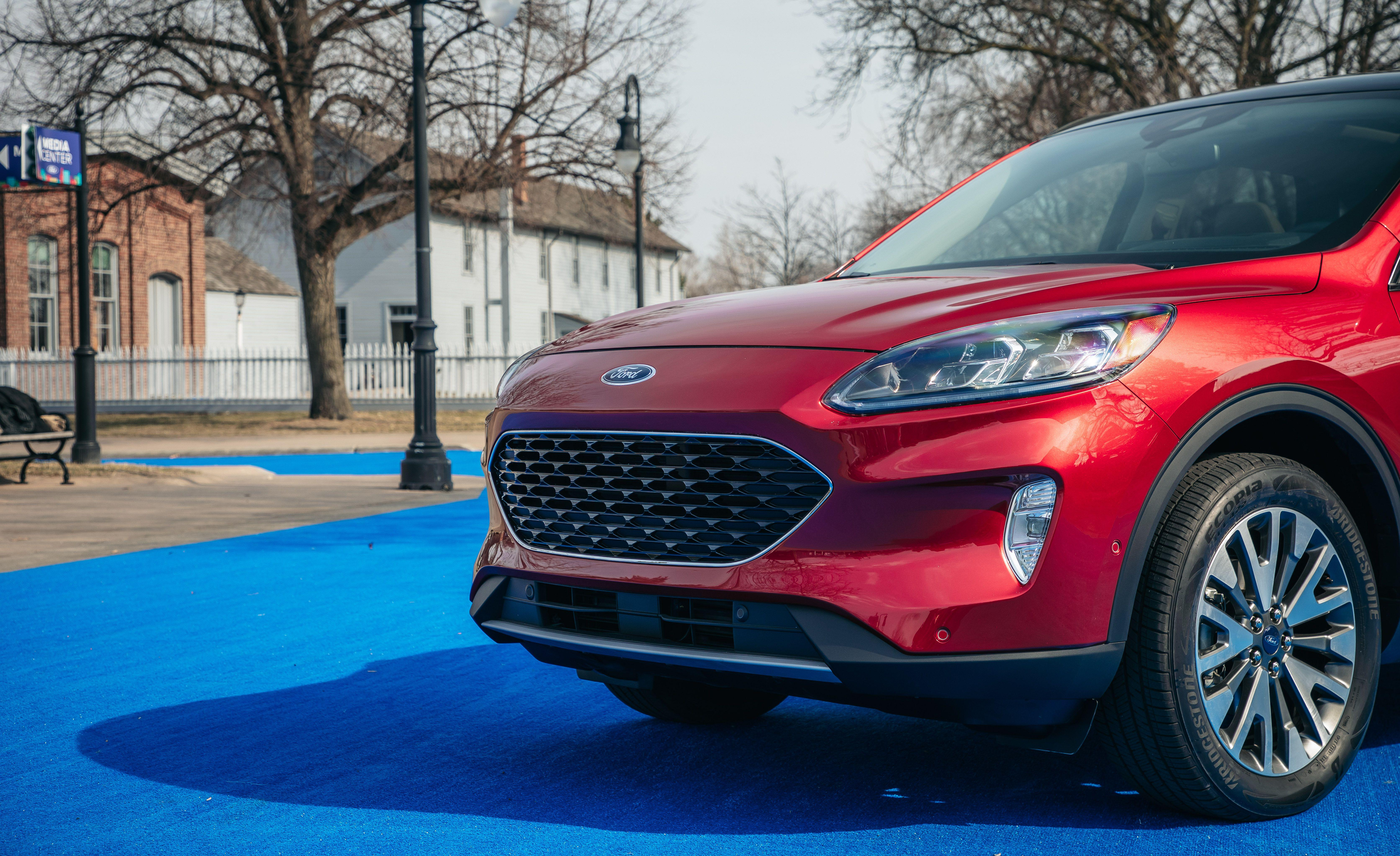 see the 2020 ford escape from every angle