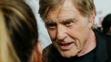 Is Robert Redford retiring from acting? Maybe not, he says
