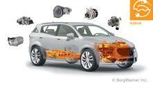 BorgWarner's 48-volt Technologies Electrify Vehicles for Better Efficiency
