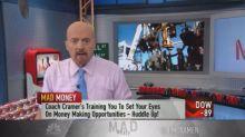 Cramer's energy 'power ranking': Marathon, ConocoPhillips...