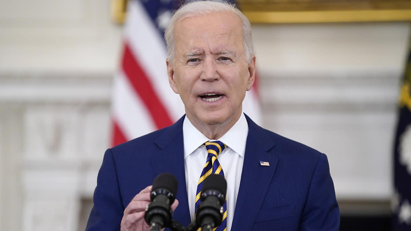 Biden: U.S. likely won't see new lockdowns