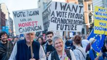 Almost 700,000 march to demand 'people's vote' on Brexit deal