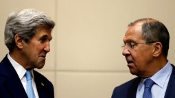Lavrov, Kerry to meet on Syria and Ukraine in Geneva on Friday