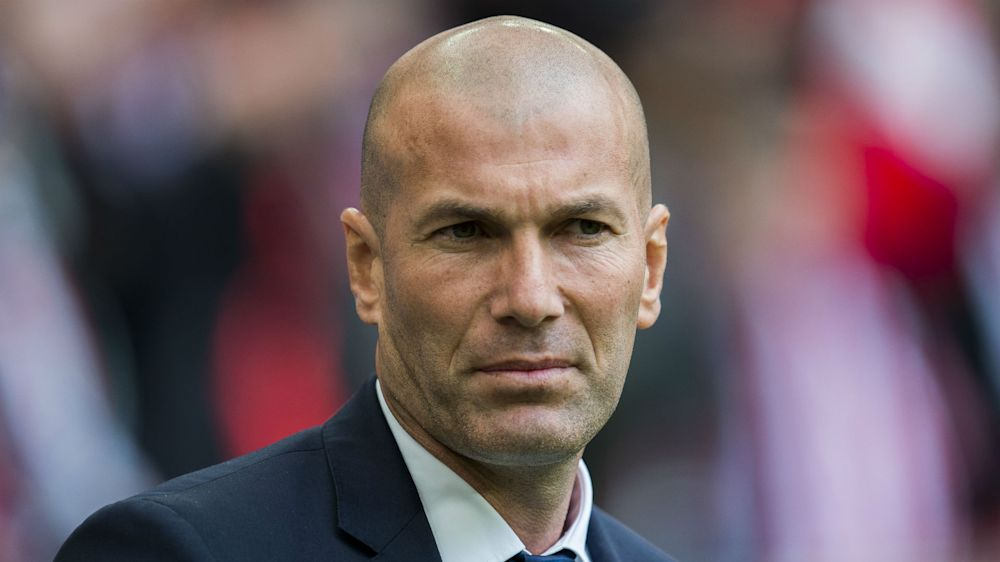 I know Madrid for better and for worse - Zidane realistic on Bernabeu future