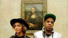 The Carters Took Over the Goddamn Louvre