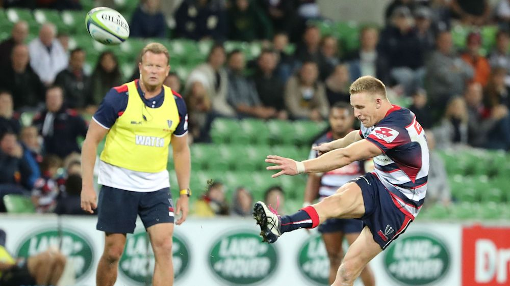 Hodge rescues Rebels at Sharks, Bulls beat Cheetahs