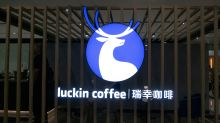 Luckin Coffee COO under investigation after fabricating sales, shares plummet 80%
