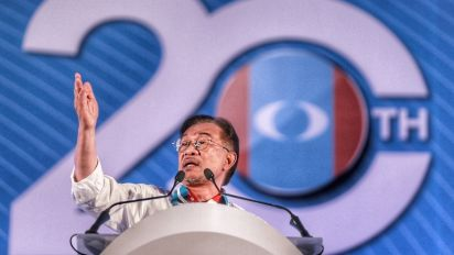 Anwar wants end to PKR infighting, urges members to channel grouses via official channels
