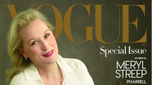 Meryl Streep Covers 'Vogue''s 'Then & Now' December 2017 Issue