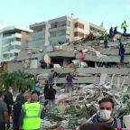 Several fatalities after earthquake hits Turkey